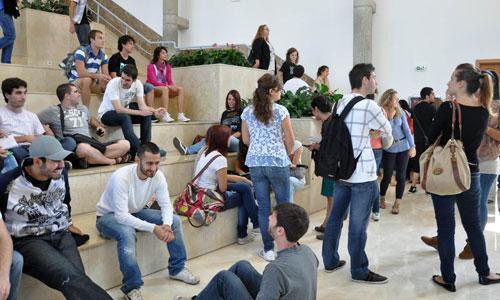Intercambios de récord na Universidade de Vigo