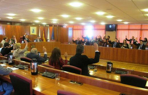 Vigo ya tiene 217 millones de presupuesto, gracias al apoyo del BNG a Caballero
