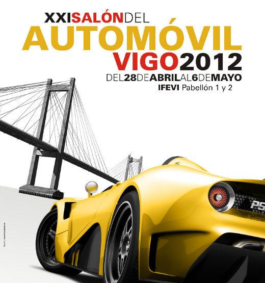 El Salón del Automóvil de Vigo calienta motores, llega a finales de abril