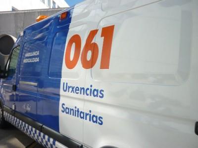 El 061 intervino en 43 accidentes, registrándose un fallecido