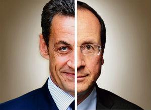 'Sarko' recorta distancias con Hollande y se sitúa a 8 puntos