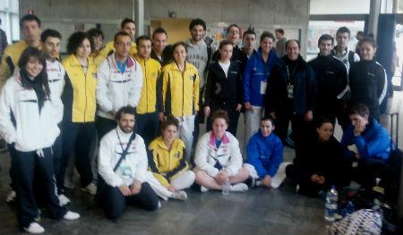 A Universidade de Vigo faise co Campionato de España universitario de taekwondo