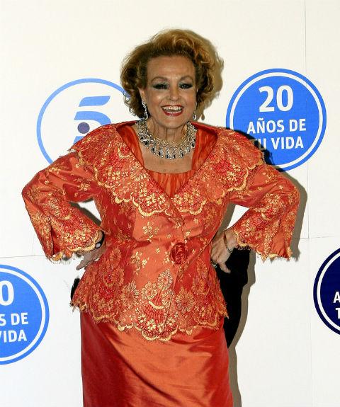 Carmen Sevilla, podría tener Alzheimer