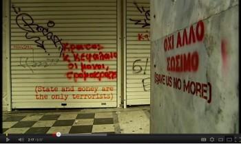 """Se ahorca en Grecia a causa de las deudas y deja escrito """"ojalá mis nietos no nazcan aquí"""""""