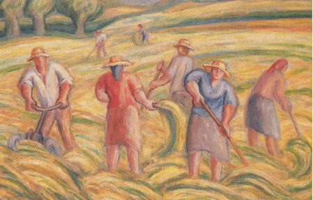 A humanización de Pintor Colmeiro terá unha praza con obras do artista