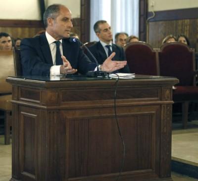 Registradas varias oficinas de la Generalitat Valenciana por el caso Gürtel