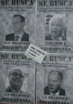Admitida la querella contra Gayoso 'and company'