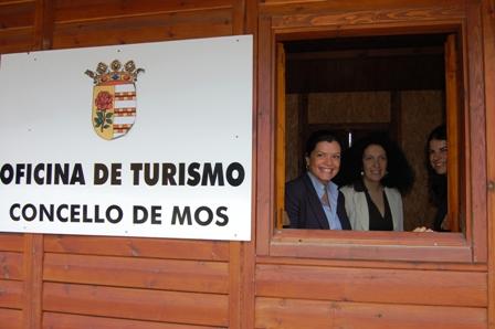 Operativa ya la oficina municipal turismo de mos vigo al for Oficina municipal de turismo