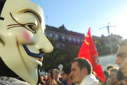 Sigue siendo anonymous