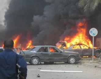 18 muertos y decenas de heridos en varios ataques con coches bomba en Irak