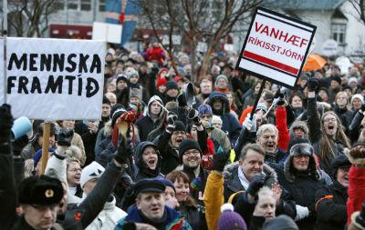 """Islandia, """"la austeridad, por si sola, no funciona"""""""