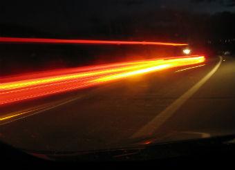 Detienen a un vecino de Cotobade por circular a 223 km/h