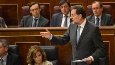 """Rajoy: """"De esta crisis no saldremos si no hacemos nuestros deberes, por muy duro que sea"""""""