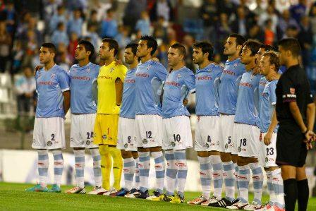 El Celta cae ante el Almería (2-0)