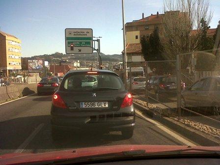 Más de 600.000 desplazamientos en Galicia durante este puente de Todos los Santos