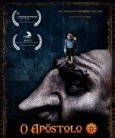 'O Apóstolo', primera película europea con tecnología 'stop -motion', levanta el telón