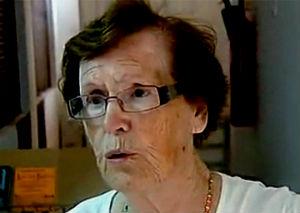 Cecilia Giménez, la restauradora del Ecce Homo, dará las campanadas en Neox