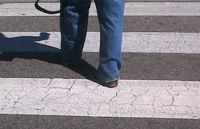 Dos atropellados en un mismo paso de peatones en Vigo