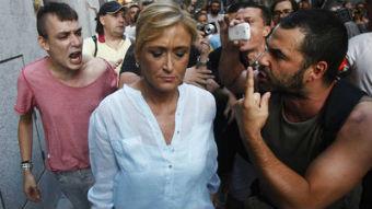 Admitida una querella criminal contra la Delegada del Gobierno en Madrid por su actuación durante las concentraciones del 25S