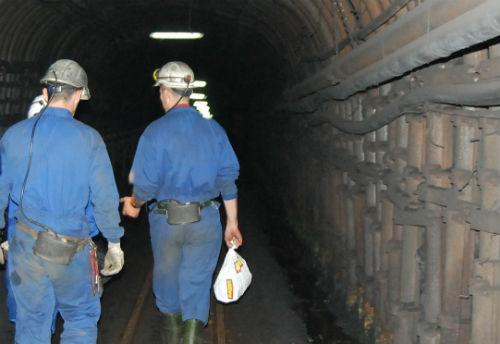 2012: la lucha de los mineros