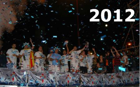 2012: el Celta vuelve a su sitio ¡Primera!