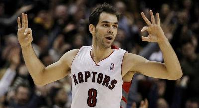 Calderón deja los Raptors para irse a los Pistons