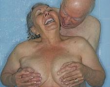Las personas mayores tienen sexo