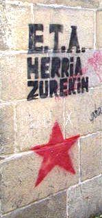 """ETA: """"Los presos están pagando el amor a su patria con la cárcel"""""""