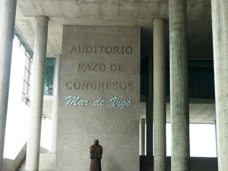 Más de 155.000 personas pasaron por el Auditorio Mar de Vigo estos dos años