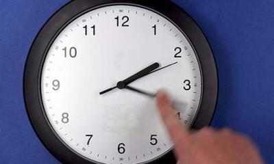 Recuerda… esta noche dormimos una hora menos