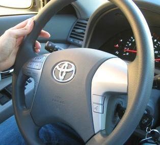 Borracha al volante por Matamá