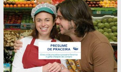 As Neves súmase á campaña 'Presume de Praceira e Praceiro' que repartirá más de 30.000 € en premios