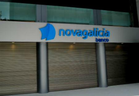 Novagalicia Banco perdió 7.937 millones el año pasado