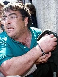 Detenido un político de Sortu por organizar el homenaje al féretro del ex jefe de ETA