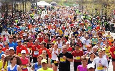 Todos los españoles inscritos en el maratón de Boston salieron ilesos