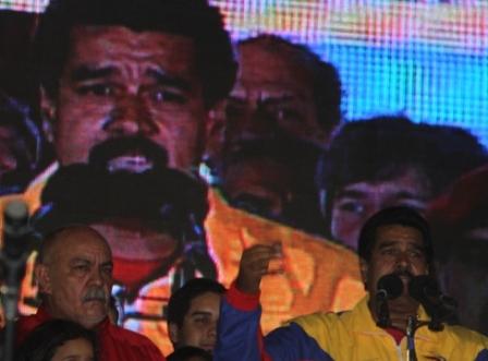 Maduro gana a Capriles por menos de 235.000 votos