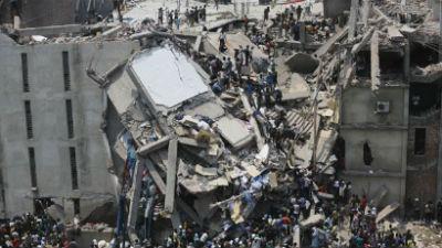 Resultado de imagen de rana plaza edificio