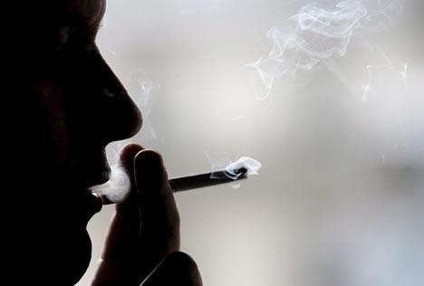 El tabaco está relacionado con el 82% de los tumores de pulmón, el 50% de los digestivos y el 25% de los de hígado