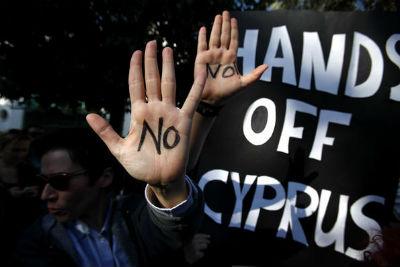 Esta es la consecuencia de las medidas de la 'troika' en Chipre: el paro se dispara hasta casi el 16%