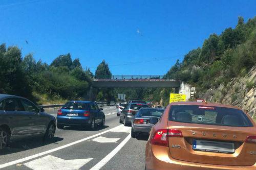 390.000 desplazamientos en Galicia, desde este viernes al domingo, por la 'Operación retorno'
