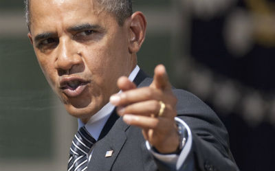 Obama se ha decidido: atacará en Siria, aunque antes quiere el visto bueno del Congreso
