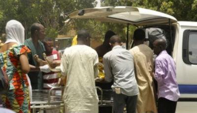 Al menos, 40 muertos en el ataque a una escuela universitaria en Nigeria