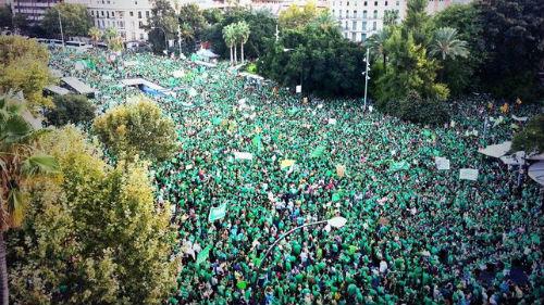 """El Govern balear cree que las 100.000 personas que se manifestaron en Palma """"no representan el sentir popular"""""""