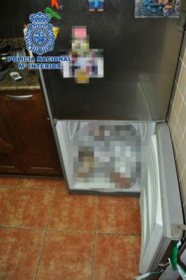 Mata a su hermano a martillazos, lo descuartiza y mete los trozos en varios frigoríficos
