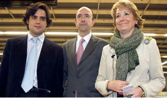 Imputan a los ex consejeros de Madrid, Lamema y Güemes por prevaricación en la adjudicación de hospitales madrileños