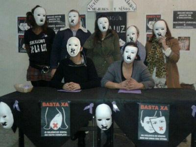 Las integrantes de Ve-la Luz denuncian la falta de implicación de la Administración y seguirán en huelga de hambre