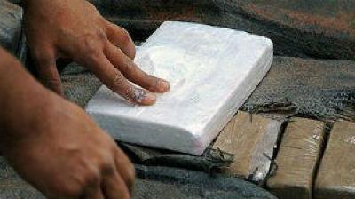 Interceptan en Marín un contenedor con 103 kilos de 'coca' y detienen a cuatro personas
