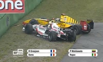 Maldonado se va a Lotus