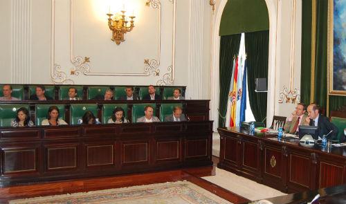 A Diputación aproba uns orzamentos de 146 millóns, con 93,4 para investimentos nos concellos