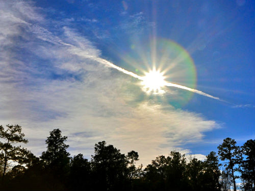 Domingo soleado y con temperaturas que oscilarán entre los 14 y 5 grados en el sur